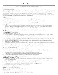Business Administration Resume Samples Pay What You Want Microsoft Office Productivity Bundle 23