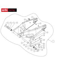 Aprilia racing rsv4 sbk racing swingarm
