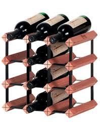 Small wine racks Wall Mounted Monterey Wine Racks 12bottle Rack Kit Winerackscom Monterey Wine Racks 12bottle Rack Kit Winerackscom