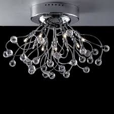 crystal flush mount chandelier. Picture Of 19\ Crystal Flush Mount Chandelier G