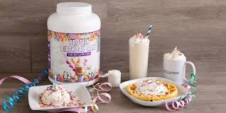 Protein Birthday Cake Bowmar Nutrition