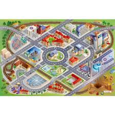 city play mat