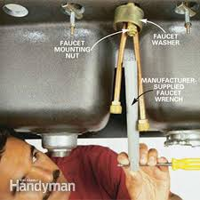 gallery decoration how to change a kitchen faucet how to replace