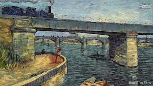 how a hand painted is bringing vincent van gogh s art to life nbc news