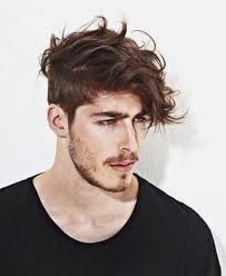 Mens Hairstyles Short 3 Amazing Tousled Aspirations Lizs Haircut Pinterest Long Hair Mens The Most