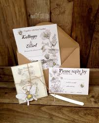 wedding invitations ilration botanical uk designers 12