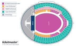 Stadium Chart London Stadium London Tickets Schedule Seating Chart Directions