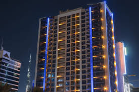 Customized Solutions In The Project For Lighting An Apartment Hotel