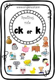 Based on jolly phonics, cartoonito activity sheets are a perfect resource to help support children each sheet provides activities for letter sound learning, letter formation, blending and segmenting. Ck And K Words Worksheets Free Www Kaash Us Englishsafari