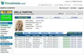 Time Sheet Online Electronic Timesheets Free Magdalene Project Org