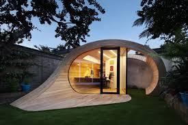 backyard home office. Photo Via Platform 5 Architects Backyard Home Office
