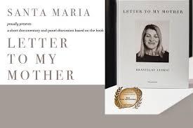 Santa Maria Letter to my Mother itok=q1JnLfnc