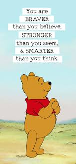 Law Of Attraction Love Encouragement Winnie The Pooh Quotes