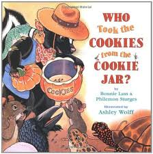 Who Stole The Cookie From The Cookie Jar Book
