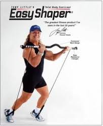 Easy Shaper Exercise Chart Tony Littles Easy Shaper Total Body Exerciser Pro 75