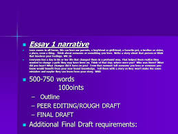 writing process reso wproces files fra me htm  6 essay 1 narrative essay 1 narrative love
