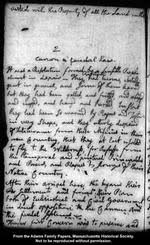 john adams diary includes legal notes  page 10