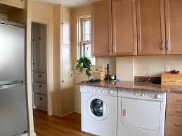 Washer And Dryer In Kitchen 2017 Design Washer And Dryer In Kitchen On Hidden Washer Dryer