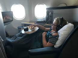american airline business cl review