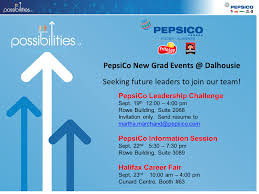 jenelle tremblett student spotlight pepsico events overview