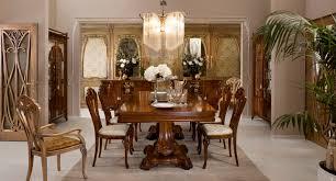 Tavolo da pranzo da pranzo in stile in legno rettangolare