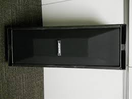 bose 402. bose 402 panaray speaker system (w/active equalizer)