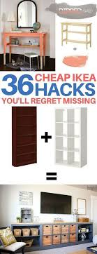 brilliant ikea hacks you have to see to believe cheap easy ikea