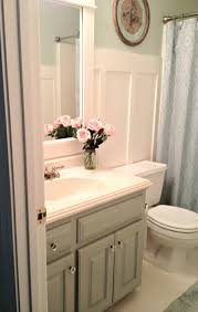 Best  Oak Bathroom Ideas On Pinterest - Oak bathroom vanity cabinets