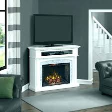 white corner electric fireplace tv stand costco