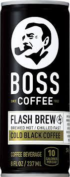 In case you haven't heard, there is a trade war going on. Boss Coffee By Suntory Japanese Flash Brew Original Black Coffee 8oz 12 Pack Imported From Japan Espresso Doubleshot Ready To Drink Keto Friendly Vegan No Sugar No Gluten No Dairy Amazon Com