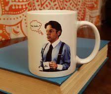 office space coffee mug. Office Space Coffee Mug Uh Yeah Special Edition With Flair 2005 Bill Lumburgh