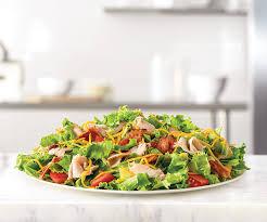 roast turkey farmhouse salad