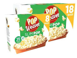 microwave popcorn ings pop is proud to introduce slim pop microwave popcorn as the newest member