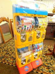 Tomy Vending Machine Stunning TOMY VENDING MACHINE 48' WIDE X 48' TALL X 48'' DEEP JUNE MONTHLY