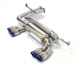 BMW Convertible e46 bmw performance exhaust : MXP E46 M3 Exhaust Rear Section