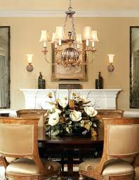 Dining Room Chandeliers Traditional Simple Decorating
