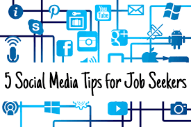 Tips For Job Seekers 5 Social Media Tips For Job Seekers Need A New Gig