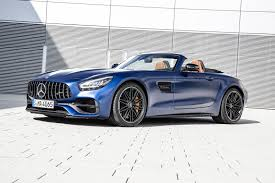 We analyze millions of used cars daily. Used 2019 Mercedes Benz Amg Gt Convertible Review Edmunds
