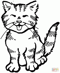 Small Picture Coloring Pages Warrior Cat Coloring Pages To Download And Print