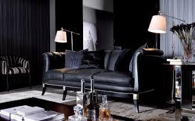 Dark Furniture Interior Design Dark Shades For Your Living Room Interior
