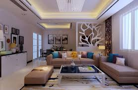 Pop Designs For Living Room Natural Nice Design Of The Interior Living Room Design Ideas With
