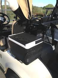parasta ideaa ez go golf cart iss atilde curren  a golf cart cooler that attaches to the back fender fits several ez go golf cart