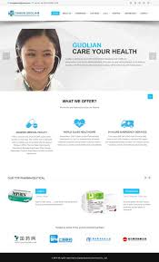 Top Medical Website Designs Lee Info Solutions Top 10 Web Designing Company Best Web