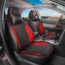 red and black jeep seat covers 89 best car sheet cover leather car seat cover 2019