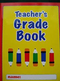 Amazon Com Teachers Grade Book Grade Book For Teachers Office
