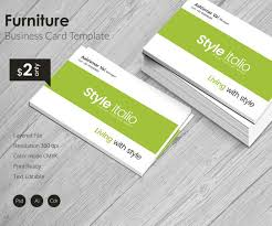 Editable Business Card Templates Free Elegant Outstanding Furniture
