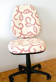 PRETTY FAR WEST: i like you better now, office chair