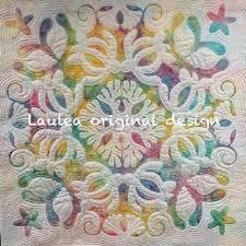 Best 25+ Hawaiian quilts ideas on Pinterest | Hawaiian quilt ... & Hawaiian quilt Laulea ç??å¾?ã?ã??のä½?å? More Adamdwight.com