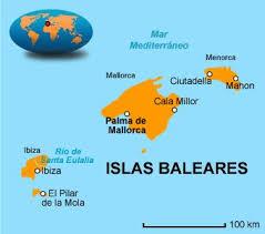 Balearic Islands Climate Average Weather Temperature
