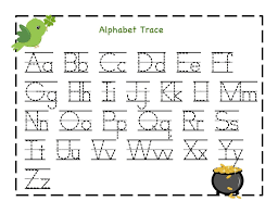Letter Tracing Templates Traceable Letter Worksheets To Print Schoolwork For Taj And Bre